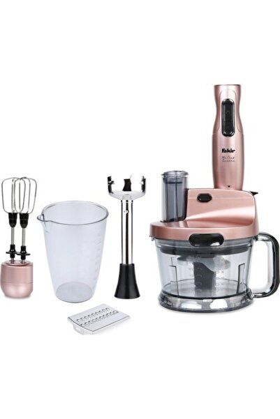 Mr.chef Quadro Rose 1000 W Blender Seti