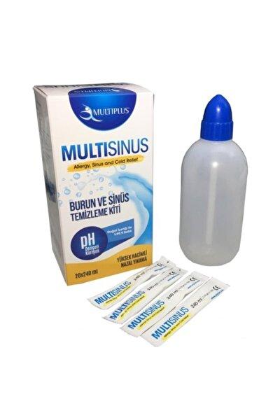 Multi Sinüs Rinse Burun Ve Sinüs Temizleme Kiti  (Multisinüs)