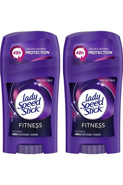 Stick Fitness Invisible 45 Gr X 2 Adet