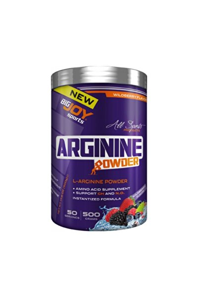 Arginine Powder Orman Meyveli 500 gr
