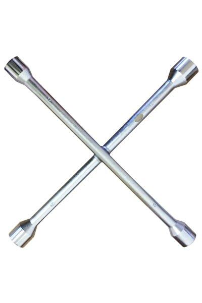 Çelik 4 Uçlu Bijon Anahtar 422677