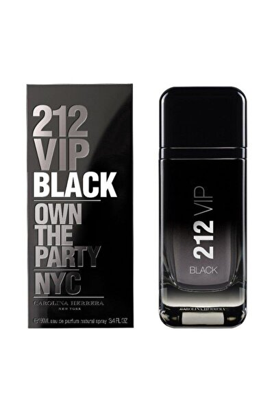 212 Vip Men Black Edp 100 ml