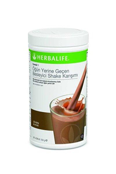 Formül 1 Öğün Yerine Geçen Besleyici Çikolatalı Shake Karışımı