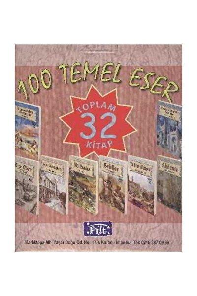 100 Temel Eser Lise Kutulu 32 Kitap Parıltı Yayınları