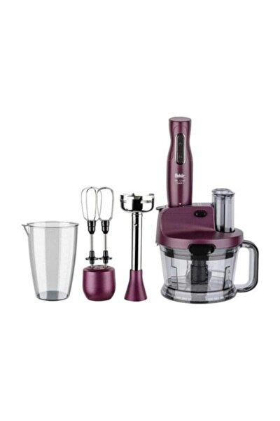 Mr Chef Quadro Violet 1000 W Blender Seti