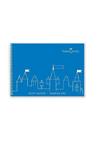 Faber Resim Defteri 35x50 30yp 400136 /