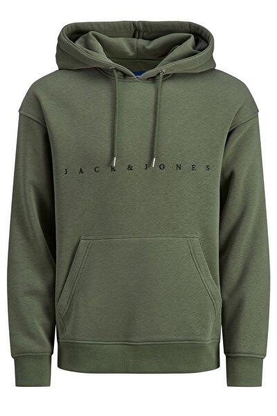 Erkek Pastel Yeşil Sweatshirt 12189235