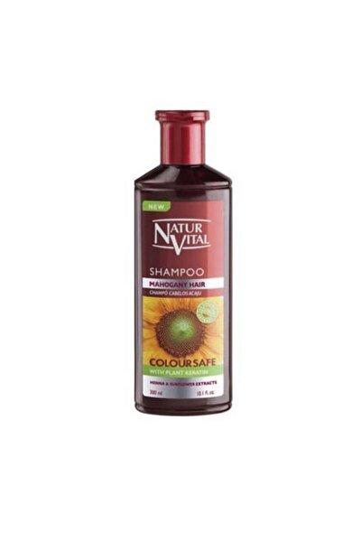 Mahogany Kızıl Renk Koruyucu Şampuan 300 ml