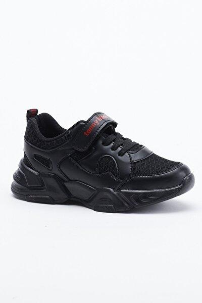 Siyah Çocuk Spor Ayakkabı Tb0019