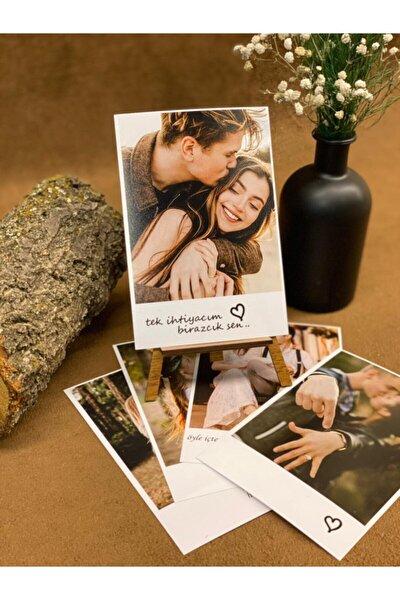 Sevgililer Günü Hediyesi 10x15 Ölçülü Fotoğraf Baskısı