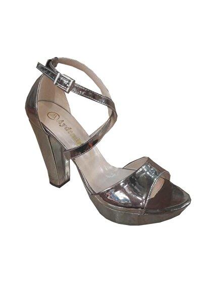 Aydemir 1920 Rugan 20mm Platform Kadın Sandalet