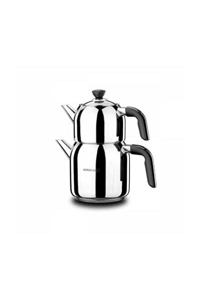 Kappa Mega Siyah Çaydanlık Takımı A079-01