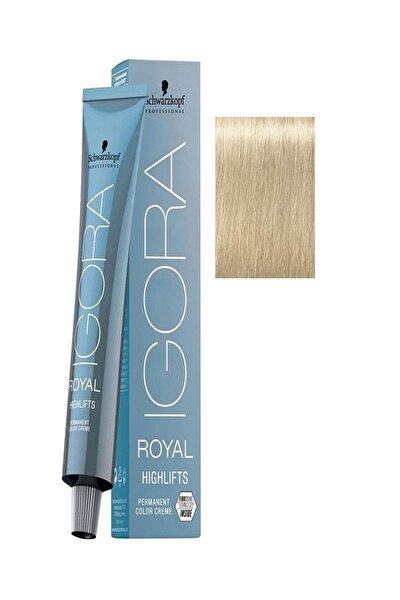 Igora Royal Saç Boyası 10-1 Ultra Sarı Sandre