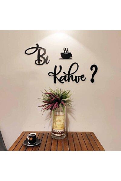 Bi Kahve Mutfak Dekoru- Fincanlı