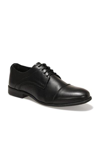 G-218-1 1FX Siyah Erkek Klasik Ayakkabı 101015552