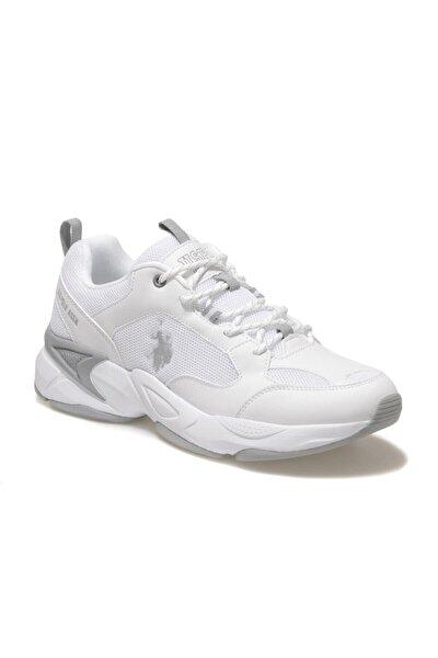 MAYBE Beyaz Erkek Sneaker Ayakkabı 100604322