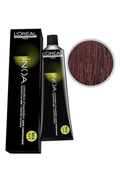 Saç Boyası 5.60 Açık Kahve Çok Yoğun Kızıl 60 Ml