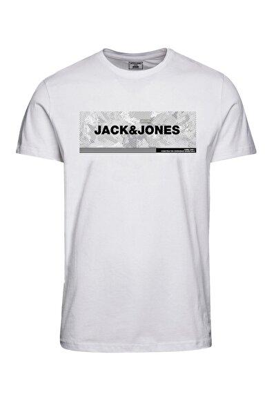 Erkek Beyaz  T-Shirt 12188029