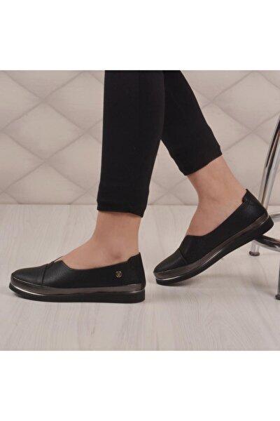 Kadın  Siyah  Günlük Ayakkabı Pc-51229