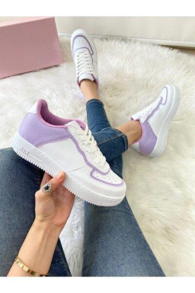 Kadın Lıla Beyaz Sneaker