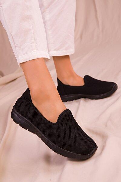Kadın Siyah-siyah Sneaker