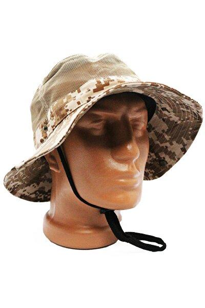 Jungle Şapka Fileli