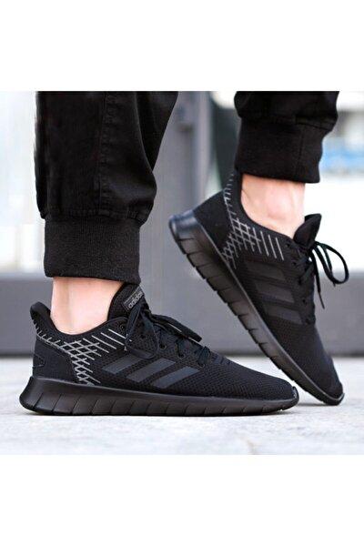 Erkek Siyah Koşu Ayakkabısı Asweerun F36333