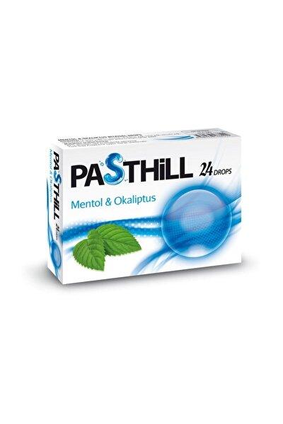 Pasthill Mentol & Okaliptus 24 Adet Boğaz Pastili