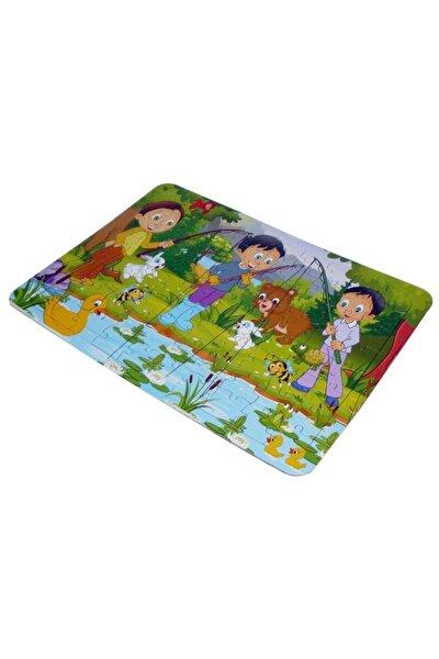 Güler Matbaa Büyük Boy Puzzle 80 Parça