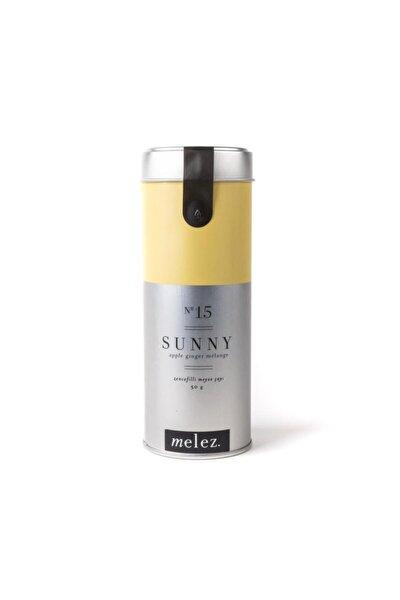 Sunny Tea 50 gr  Elmalı Zencefil Çayı