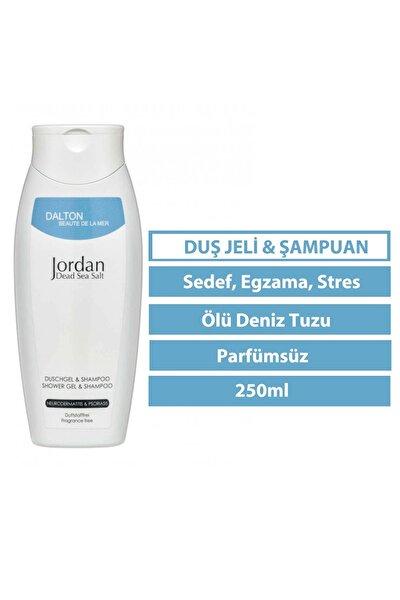 Jordan Dead Sea Salt Atopik Dermatit Sedef Egzama Stres Duş Jeli & Şampuan