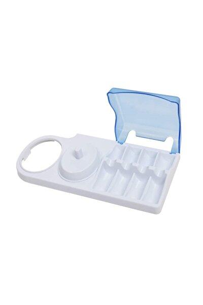 Oral-b Şarjlı Diş Fırçaları İle Uyumlu Makine Ve Başlık Tutucu Kutu