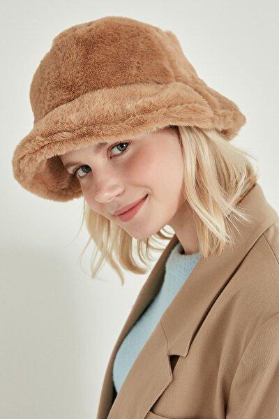 12839-1 Vizon Renk Bucket Şapka