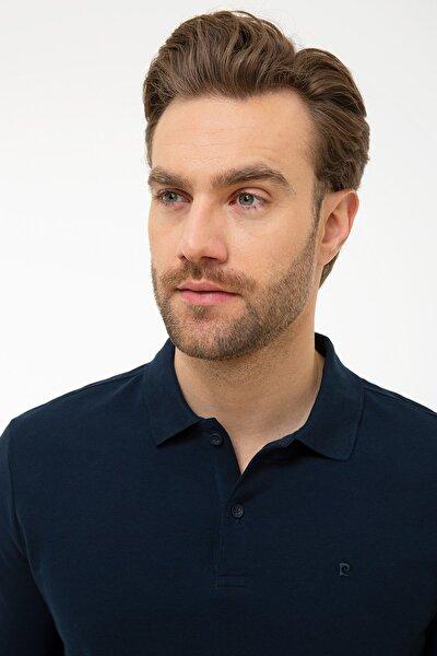 Erkek Lacivert Slim Fit Sweatshirt G021GL082.000.1100692