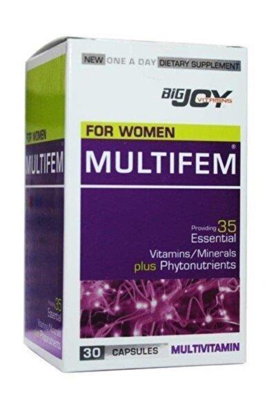 Multifem Multivitamin 30 Kapsül