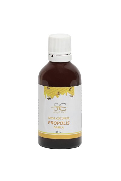 Organik Propolis Damla 30 ml