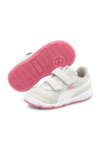 STEPFLEEX 2 MESH VE V INF Gri Kız Çocuk Spor Ayakkabı 101085101