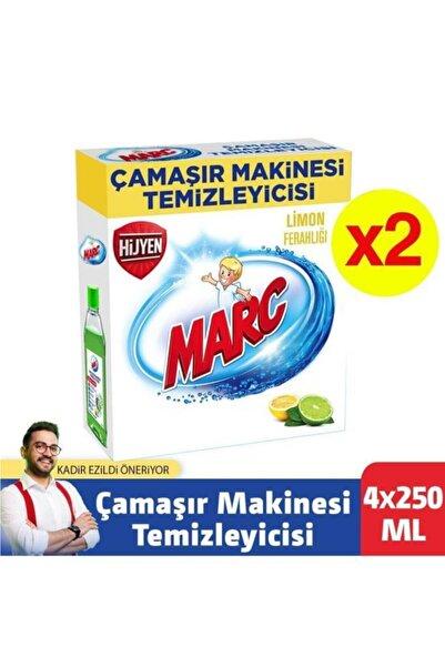 Çamaşır Makinesi Temizleyici Limon Ferahlığı 4x250 Ml