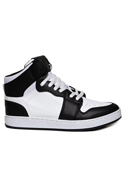 Unisex Siyah Bilekli Spor Ayakkabı