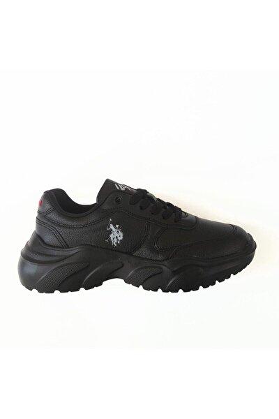 LOVELY Siyah Kadın Fashion Sneaker 100551393