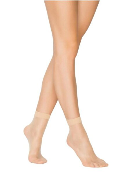 Kadın Sahra 20 Den Ince Soket Çorap 24'lü