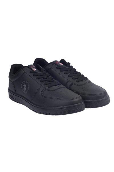 Erkek Siyah Dimler Günlük Spor Ayakkabı