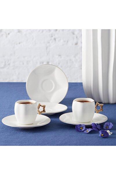 Star 6 Kişilik Kahve Fincan Takımı