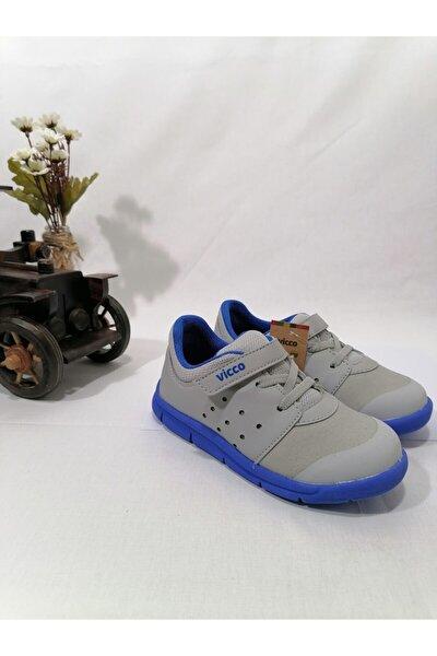 Erkek Çocuk Gri Ortopedik Ilk Adım Spor Ayakkabıları 346e20k153