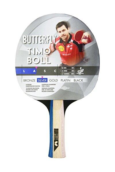 Timo Boll Silver Masa Tenisi Raketi