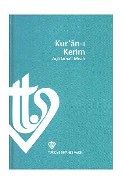 Kur'anı Kerim Açıklamalı Meali Orta Boy (Metinsiz)