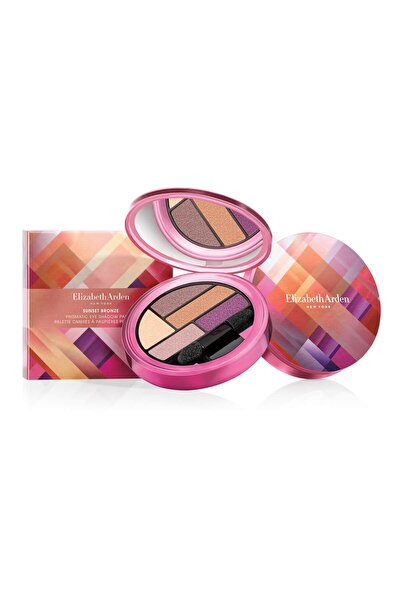 Far Paleti - Sunset Bronze Prismatic Eyeshadow Palette No: 1 085805543341