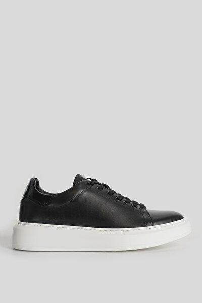 John Deri Casual Ayakkabı Siyah