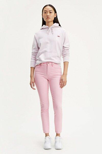 Kadın 721 Yüksek Bel Skinny Ankle Pembe Jean