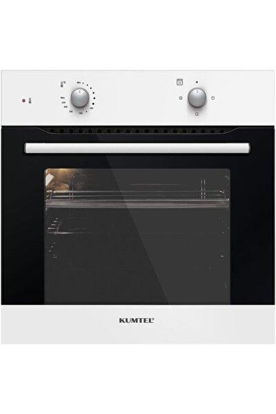 B66 S2 Harr Teknoloji 3 Program Beyaz Ankastre Fırın